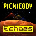 Picnicboy — Echoes Cover Art