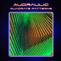 Audraulic — Quadrate Patterns Cover Art