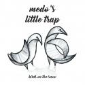 Medo's Little Trap — Birds on the snow Cover Art