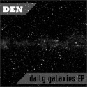DEN — Daily Galaxies EP Cover Art
