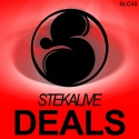 Stekalive — Deals EP Cover Art