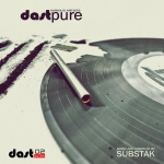 Substak — VA - Dast Pure mixed and compiled by Substak Cover Art