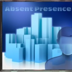Absent Presence — Self-Titled Cover Art