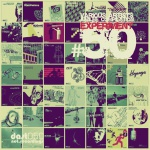 Various Artists — Experiment #50 (DAST Jubilee Compilation) Cover Art