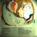 Dj Seiss — Road to you ep  Cover Art