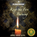 Good Over Evil Productions — Keep The Fire Burning Cover Art
