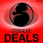 Stekalive — Deals EP Cover Art