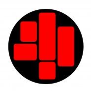 Música Vermella Logotype