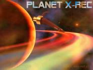 Planet X Records Logotype