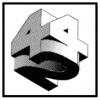 4-4-2 Music Logotype