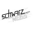 Schwarzweiss Musik Logotype