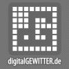 digitalGEWITTER Logotype