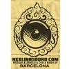 Neblina Sound Logotype