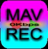 MAV [0kbps] Records Logotype