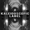 Kaleidoscopic Label Logotype